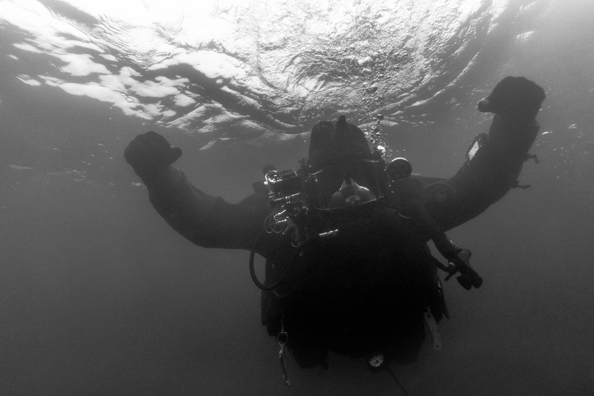 COJO Scuba Diving on the Zombie Apocalypse Course