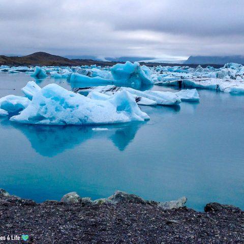 Iceland Hero Image Watermark - Glacier Lagoon