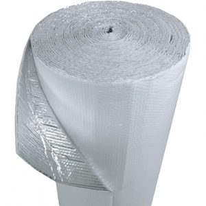 Insulating Bubble Wrap Roll For Van Windows Travel Shop