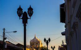 Leon Street Lights