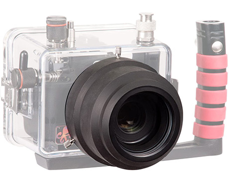 Macro Lens Cover Ikelite Scuba Shop Product