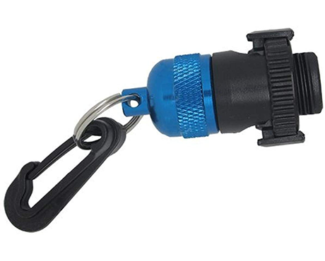 Magnetic Scuba Hose Holder Dive Buddies Product