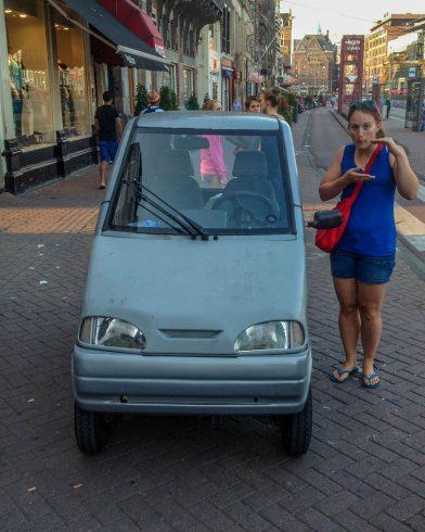 Mini European Vehicle