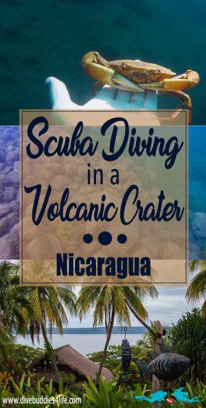 Nicaragua Scuba Pinterest
