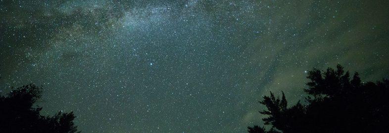 The Starry Night Sky