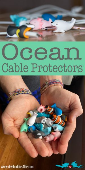 Ocean Cable Protector Cable Bites