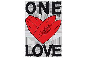One Love Surf Shop Logo