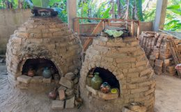 Ovens to Heat the Pottery