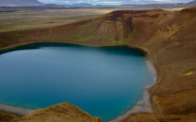 Overview of the Icelandic Volcanic Lake