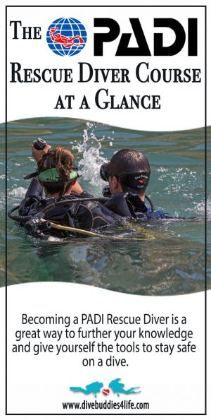 PADI Rescue Diver Course Pinterest