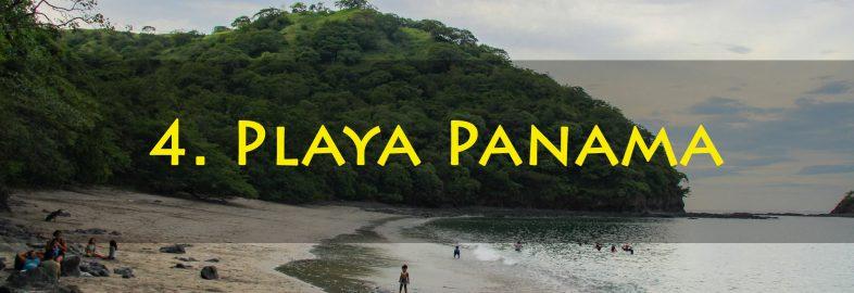 Snorkeling Playa Panama Beach