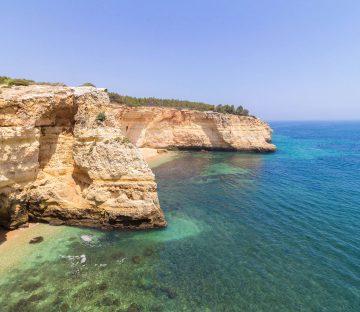Portugal Algarve Beaches Destination Hero No Watermark