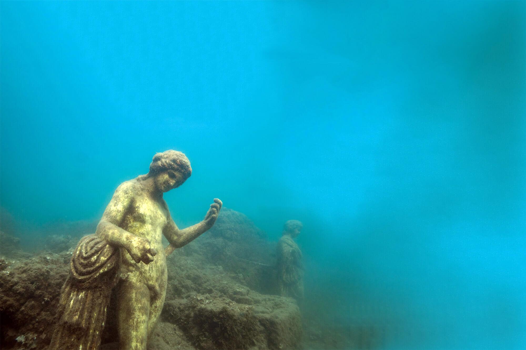 Baiae, Italy's Version of Atlantis   Dive Buddies 4 Life
