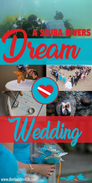Scuba Diver Dream Wedding Pinterest