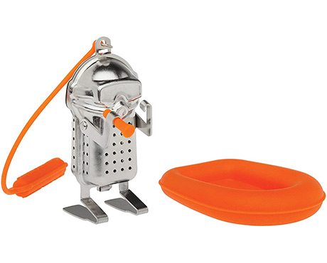 Scuba Diver Tea Infuser Scuba Shop Product