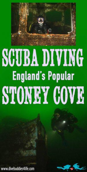 Scuba Diving Englands Popular Stoney Cove