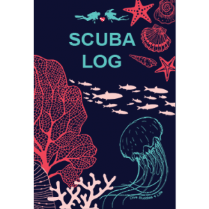 Dive Buddies Scuba Diving Logbook