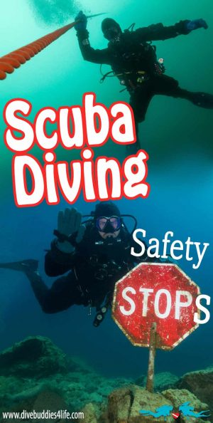 Scuba Diving Safety Stops Pinterest