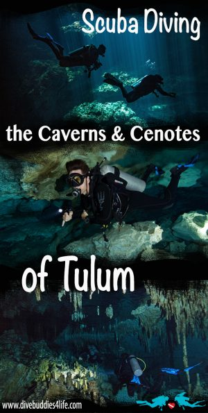 Scuba Diving The Caverns And Cenotes Of Tulum, Mexico