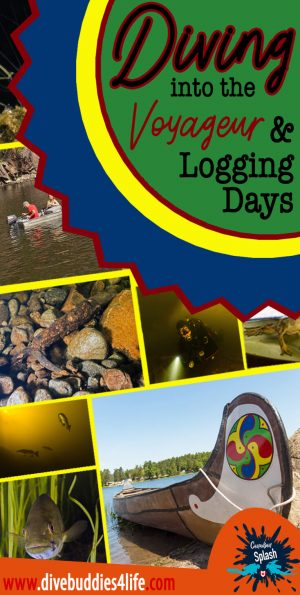 Scuba Diving The Mattawa Voyageur Country Pinterest