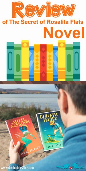 The Secret Of Rosalita Flats Novel Review