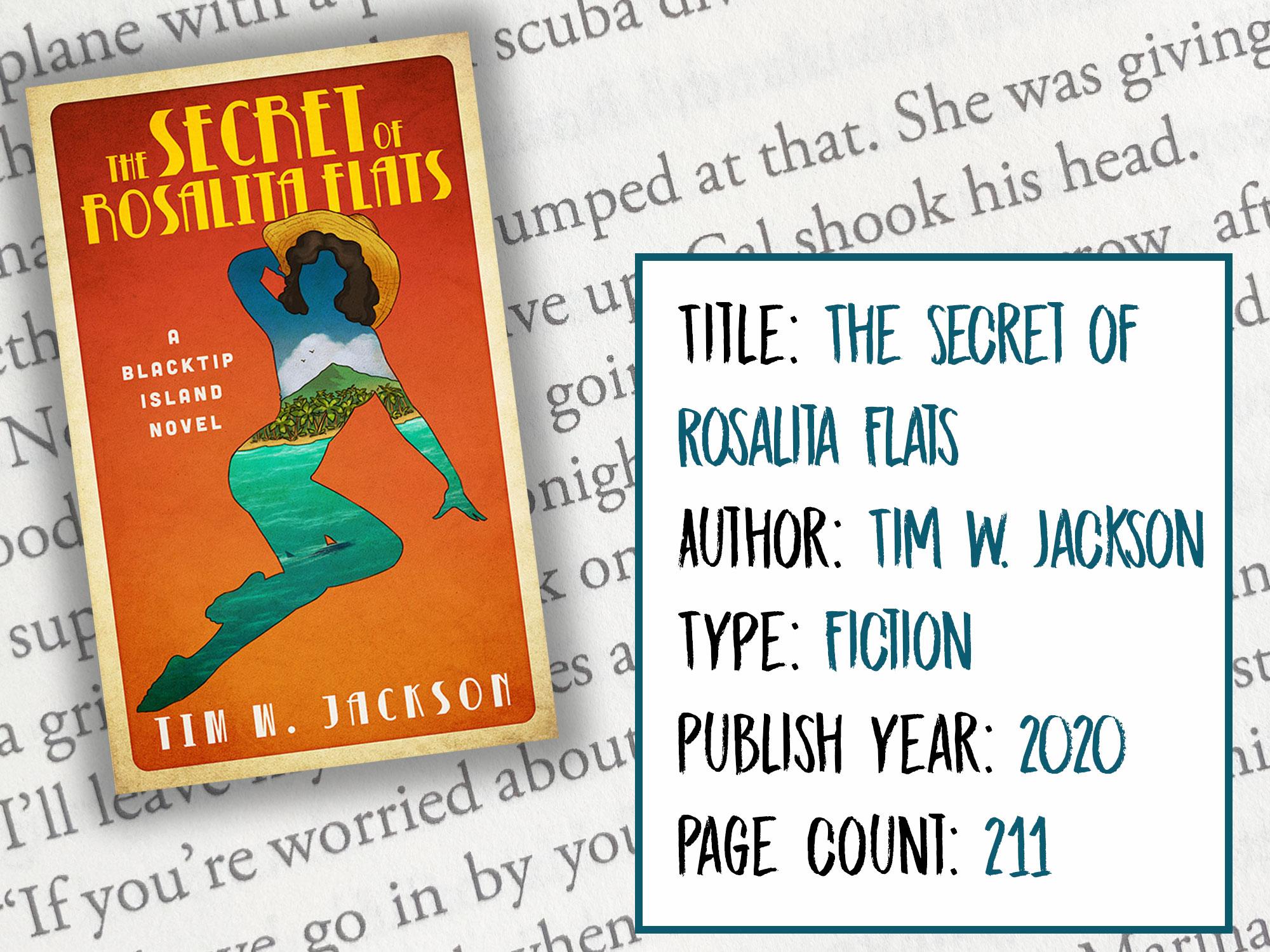 The Secret Of Rosalita Flats Reviewed Book Information