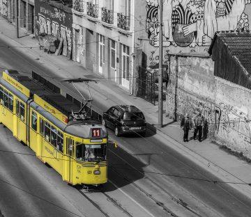 Serbia - Tram