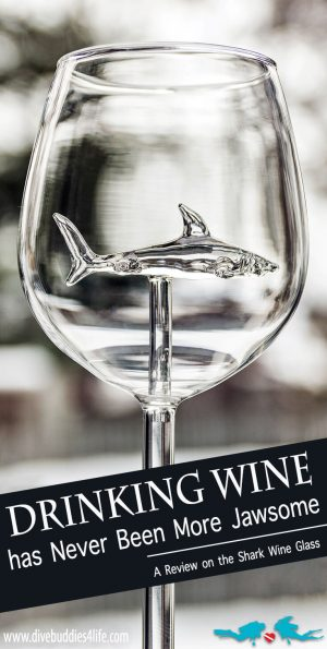 Shark Wine Glass Pinterest