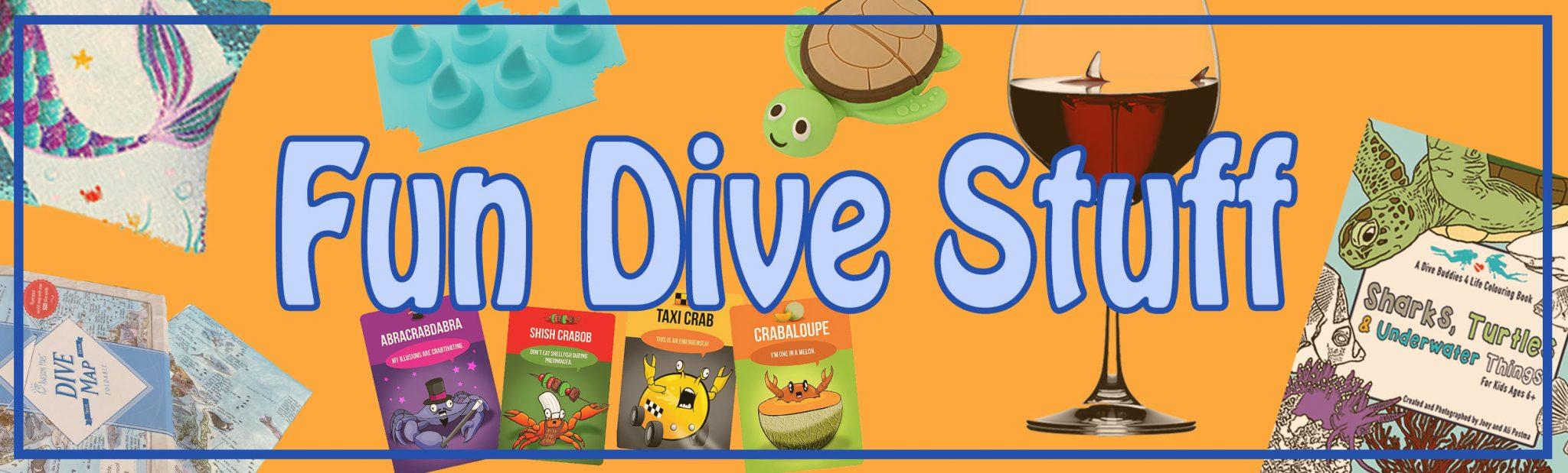 Shop Fun Dive Stuff Dive Buddies 4 Life