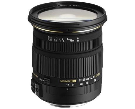 Sigma Lens Scuba Shop Product