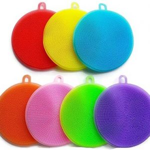 Silicone Cleaning Sponge For RV Travel