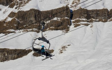 Somebody In A Chairlift