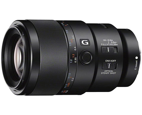 Sony Camera Macro Lens Scuba Shop Product