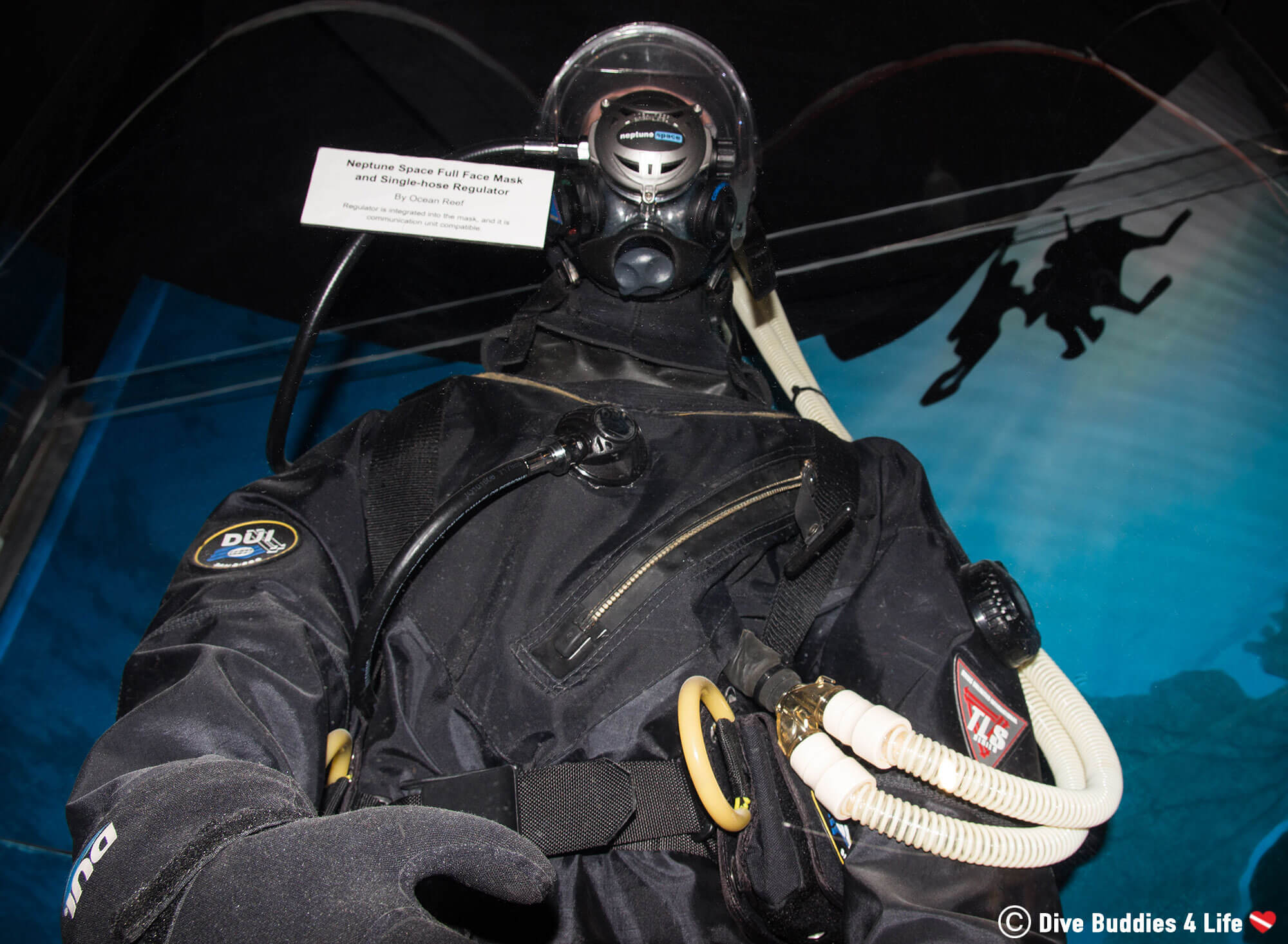 Special Dive Suit For Matt Johnston A Ventilator Dependent Quadriplegic