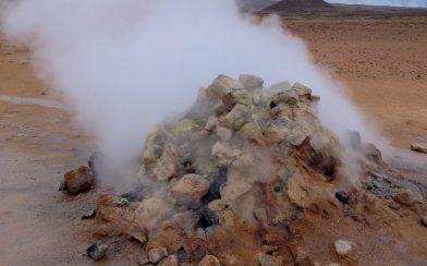 Icelandic Steam Vent