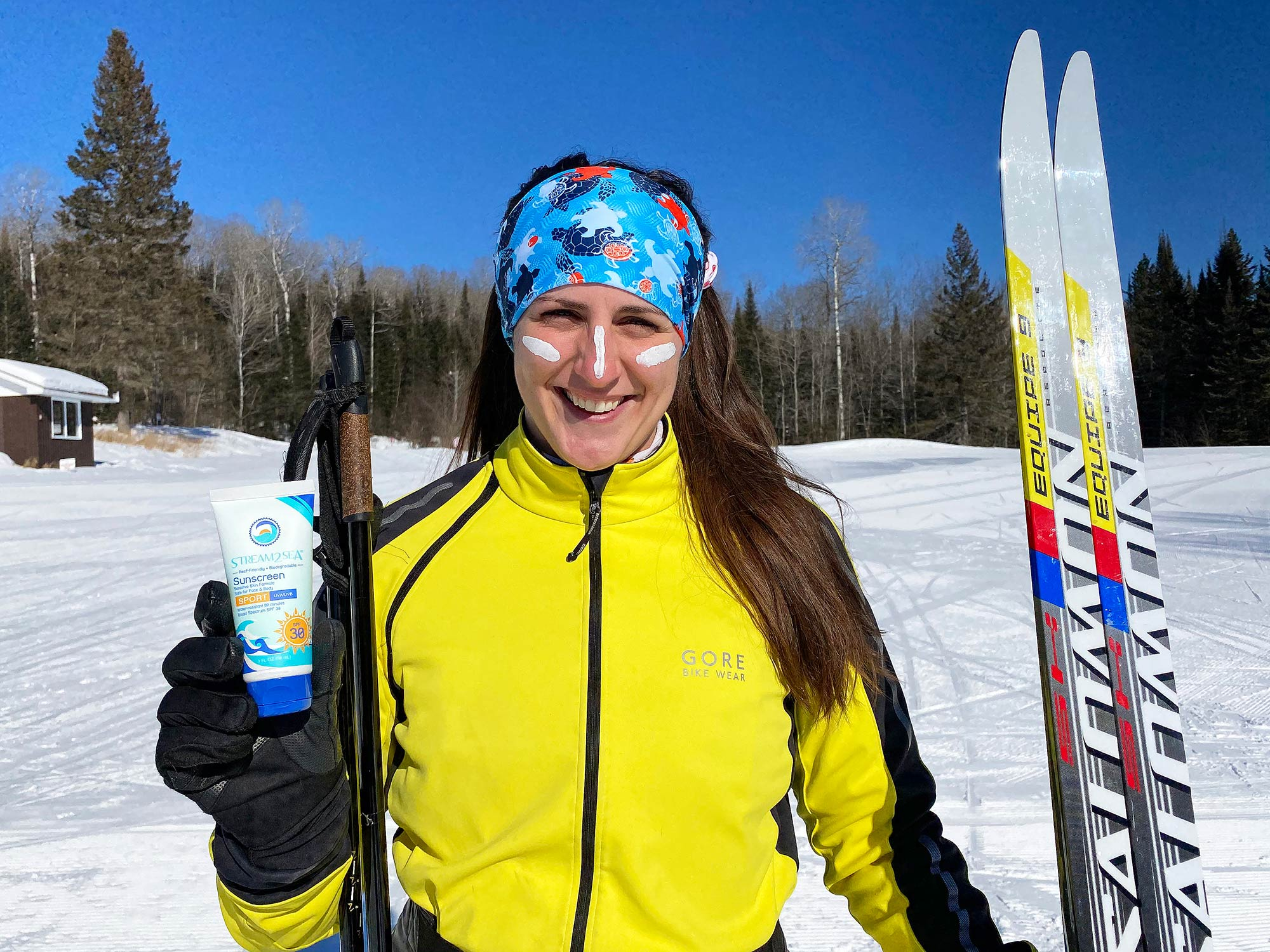 Travel Buddies 4 Life Winter Use Of Stream2Sea's Environmentally Friendly Products