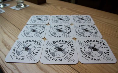 The Brewery Coasters In Amsterdam