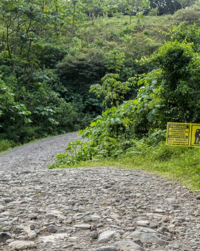 Driving the Brutal Back Roads of Costa Rica