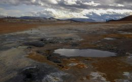 The Colours of Myvatn Land
