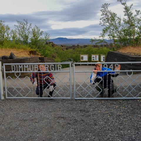 The Dimmuborgir Gate