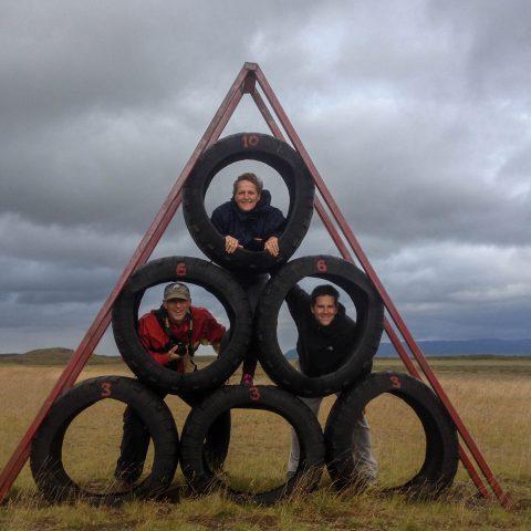 The Tire Pyramid