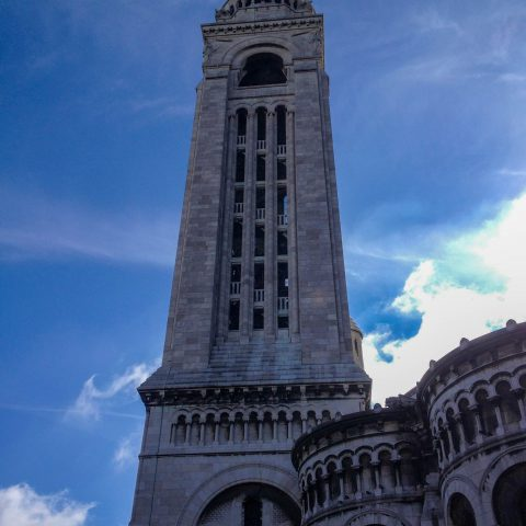 Tower of Sacré Coeur