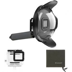 Underwater Dome Port GoPro Scuba Shop Product