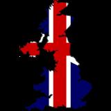 United Kingdom Country Flag And Shape 1United Kingdom Country Flag And Shape 1