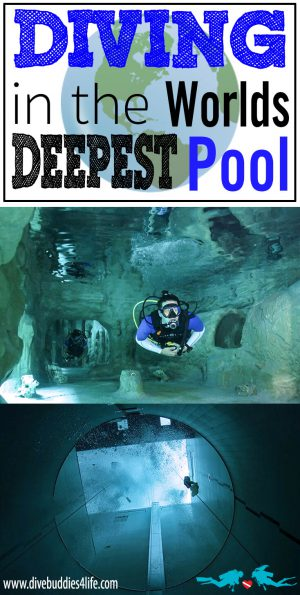 Y-40 Deepest Pool Pinterest