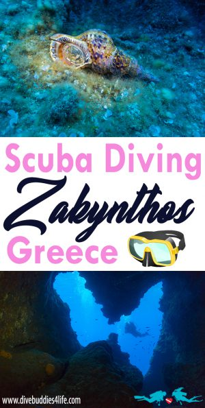 Zakynthos Diving Greece Pinterest