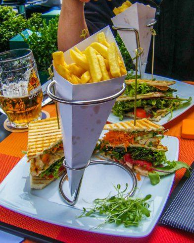 Belgium Fries
