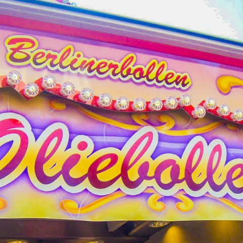 Olieball Sign