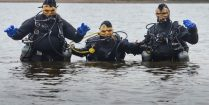 Zombies In The Water of Fredericton